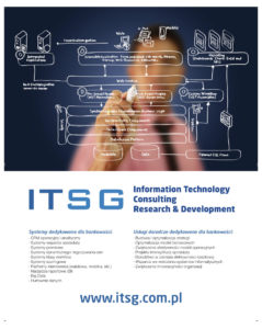 ITSG introduces innovative solutions for banking