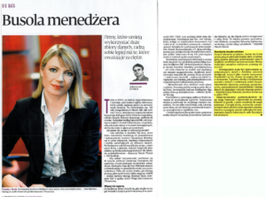Our CEO as an expert in Puls Biznesu