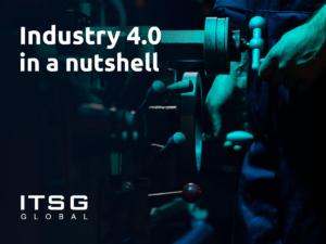 Industry 4.0 in a nutshell